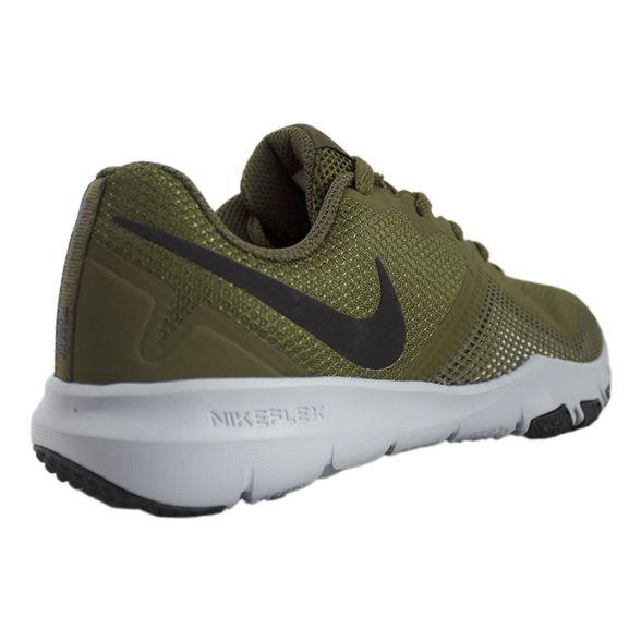 zapatillas nike hombres verdes